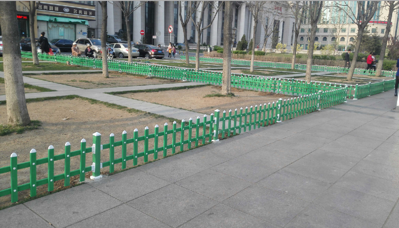 大连草坪护栏