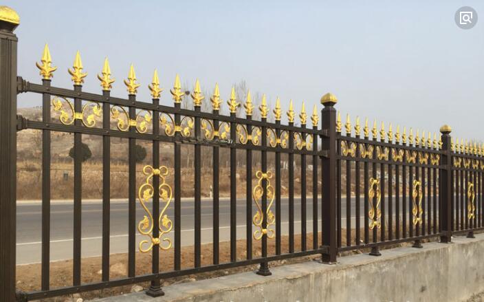 大连铝合金围栏