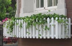 大连阳台围栏