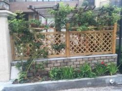 大连庭院围栏