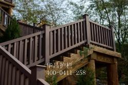 大连景区塑木护栏