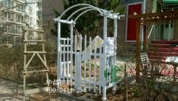 大连塑钢护栏